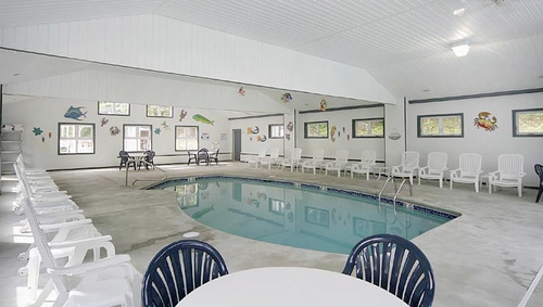 Seafarer indoor pool
