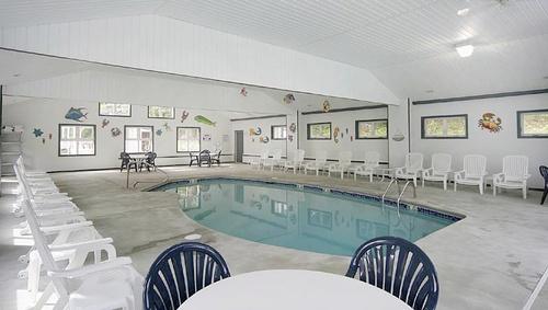 Seafarer indoor pool