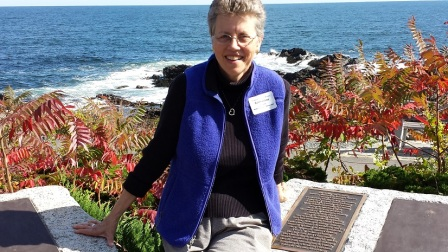 Marginal Way dedication plaques