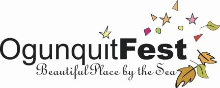 OgunquitFest Autumn theme logo - October
