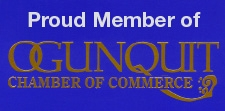 Proud Member of Ogunquit Chamber of Commerce