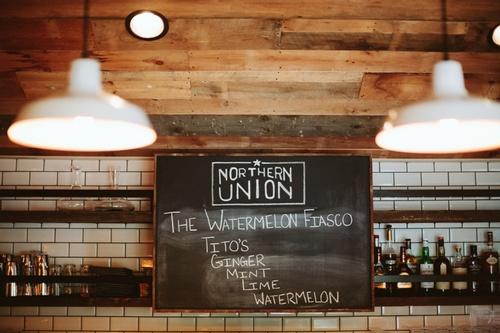 Northern Union decor