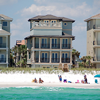 Villa Vittoria Beachfront Destin Rental Home