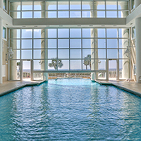 Majestic Sun Indoor Pool Miramar Beach