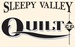 Sleepy Valley Quilt Company
