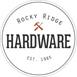 Rocky Ridge Hardware