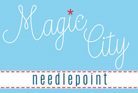 Magic City Needlepoint