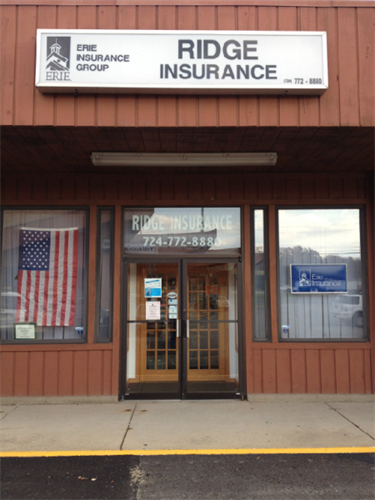 Ridge Insurance Agency, Inc. Office