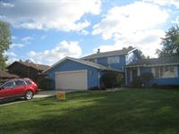 Painted Siding and Garage
