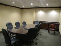 Office Space Available - Spacious Conference Rooms