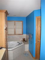 Check out this bathroom color