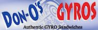 Don-O's Gyros