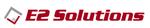 E2 Solutions, Inc.