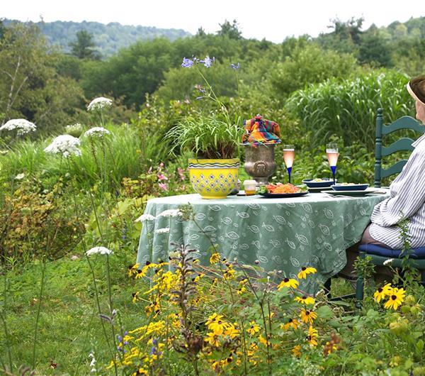 Flower hill farm retreat for Flower hill farms