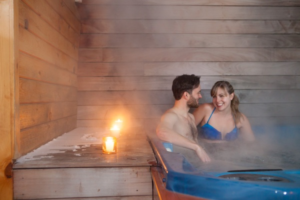 How To Get Spa Hot Tub Water Sanitized