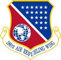 Air National Guard - 186th Air Refueling Wing