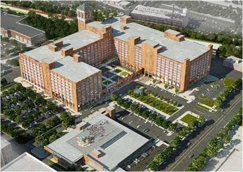Ponce City Market Redevelopment