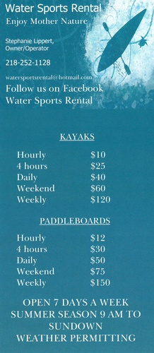 Enjoy Mother Nature with Water Sports Rentals!
