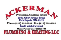 Ackerman Plumbing & Heating, LLC