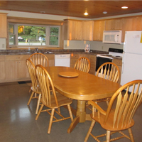 Complete Kitchens with dishwashers