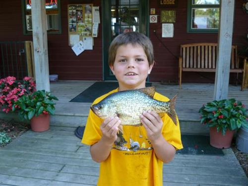 Great crappie!!