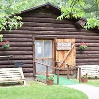 Rapid River Logging Camp