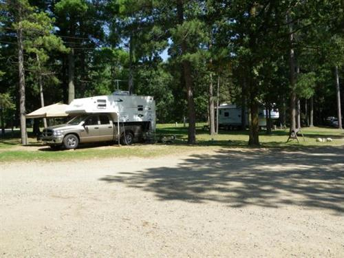 Whippoorwill Resort Campground - Site 1