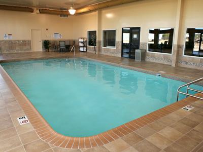 Beautiful new swimming pool