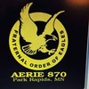 Fraternal Order of Eagles Aerie 870
