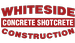 Whiteside Concrete Shotcrete Construction Corporation