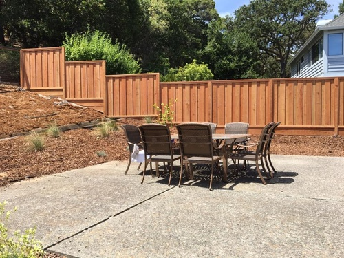Wesco Fencing Fencing Decking Amp Siding Marin Builders