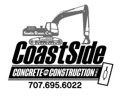 Coastside Concrete & Construction, Inc.