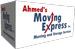 Ahmed's Moving Express, Inc.