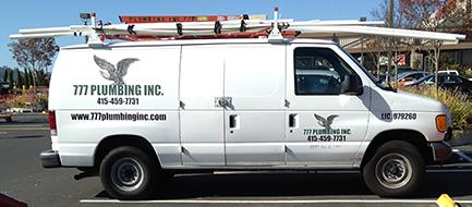 Technician's Van