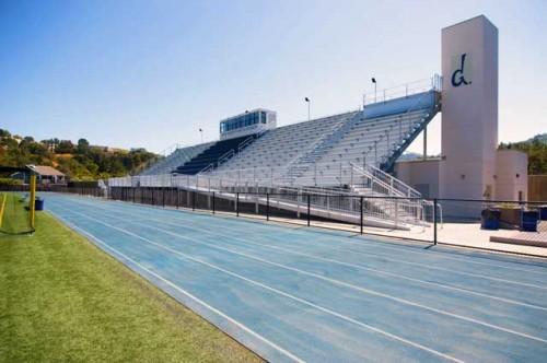 Marin High School Gets Major Stadium Upgrades