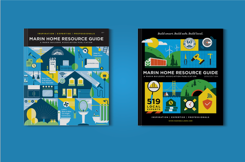Marin Home Resource Guide for Marin Builders Association