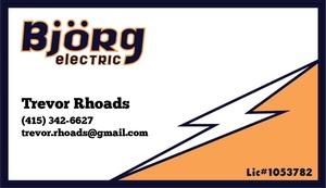 Bjorg Electric