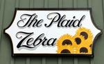 The Plaid Zebra