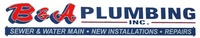 B & A Plumbing, Inc.