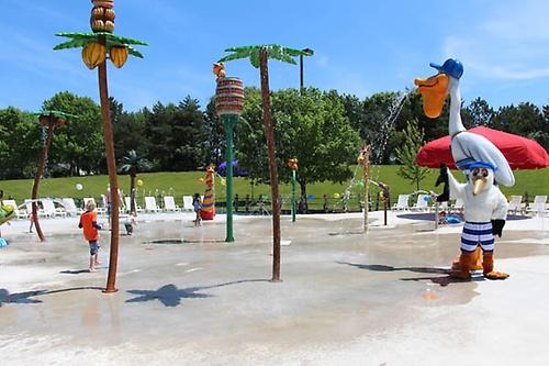 Pelican Harbor Indoor Outdoor Aquatic Park Bolingbrook