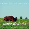 Custom Metals, Inc.