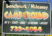 Benchmark Hideaway Campground