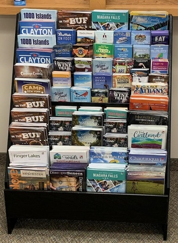 Consider a BCI info rack in your park.