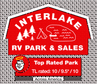 Interlake RV Park & Sales