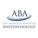 American Board of Anesthesiology