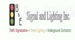 B & E Signal and Lighting