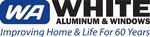 White Aluminum & Windows