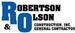 Robertson & Olson Construction, Inc.
