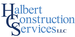 Halbert Construction Services, LLC