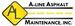 A-Line Asphalt Maintenance, Inc